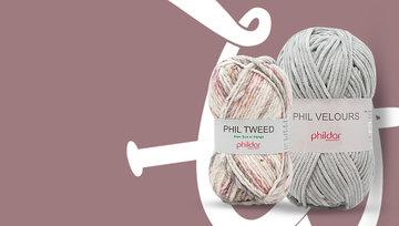 Phildar wol en garen