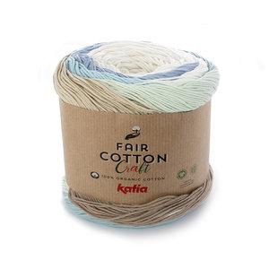Katia Fair Cotton Craft per 1 bol.