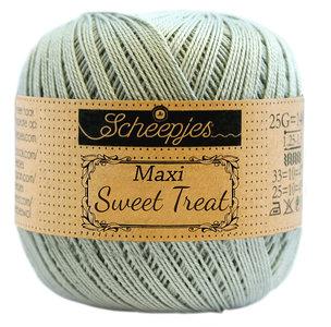Scheepjes Maxi Sweet Treat set van 5 bollen in de verpakking.