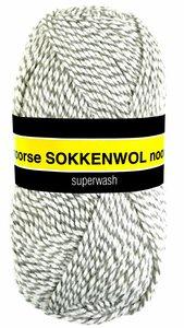 Scheepjes Noorse Sokkenwol set van 10 bollen in de verpakking.