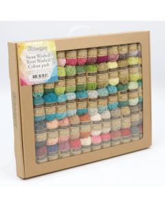 Scheepjes Stonewashed/Riverwashed Colour Pack 1 pakket