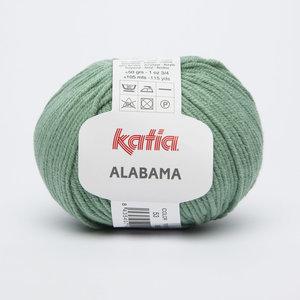 Katia Alabama set van 5 bollen in de verpakking.
