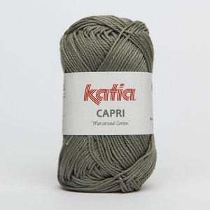 Katia Capri 5 bollen in de verpakking.
