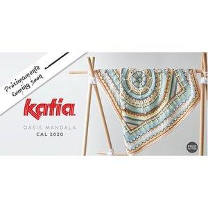 Katia Oasis Mandala Cal 2020 (start 1 april 2020) Pre-Order.